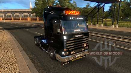 Scania 143M 3.2 for Euro Truck Simulator 2