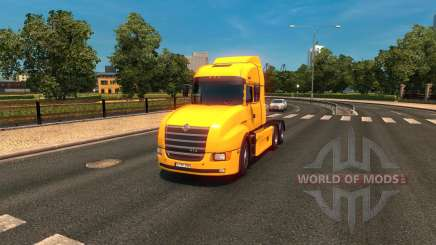 Ural 6464 for Euro Truck Simulator 2