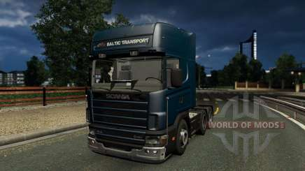 Scania 4 Baltic for Euro Truck Simulator 2