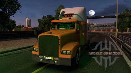 Freightliner FLD 120 4x2 for Euro Truck Simulator 2