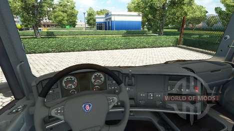 Scania 124L 420 for Euro Truck Simulator 2