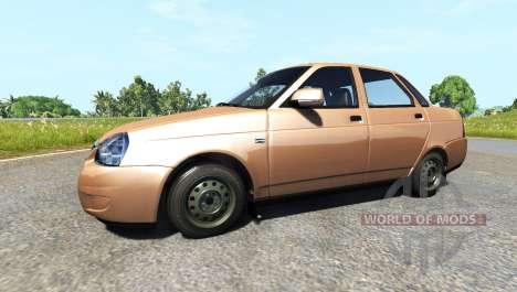 VAZ-2170 Lada Priora for BeamNG Drive