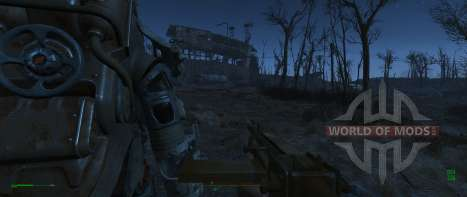 2560x1080 Resolution fix for Fallout 4