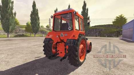 MTZ-82 1992 for Farming Simulator 2013
