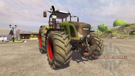 Fendt 936 Vario v7.0 for Farming Simulator 2013
