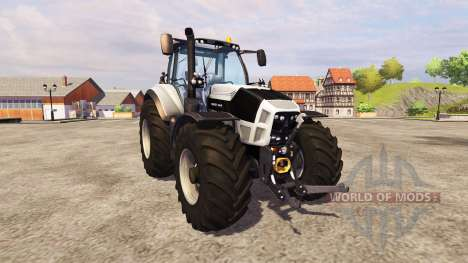 Deutz-Fahr Agrotron 7250 TTV Silverstar for Farming Simulator 2013