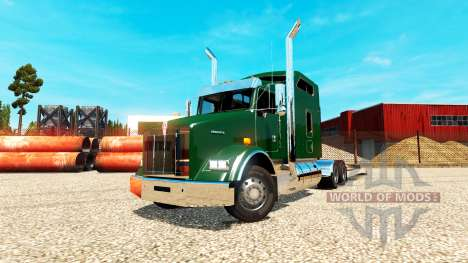 Kenworth T800 v1.0 for Euro Truck Simulator 2