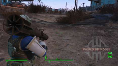 The most powerful and deadly weapons cheat for Fallout 4