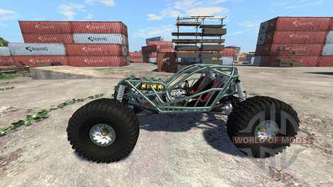 DW Rock Bouncer v1.0 for BeamNG Drive