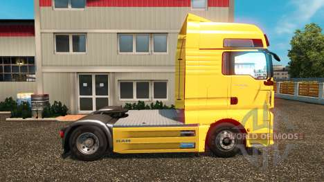 MAN TGX Euro 6 for Euro Truck Simulator 2