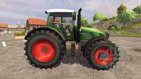 Fendt 936 Vario v3.0 for Farming Simulator 2013