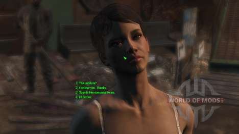 New Dialogs (English) for Fallout 4