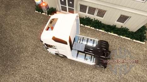 Volvo FH16 2013 [fixed] for Euro Truck Simulator 2