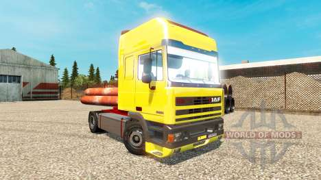 DAF FT 95.430ATi Super Space Cab for Euro Truck Simulator 2