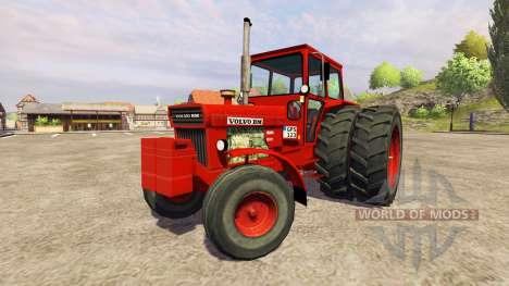 Volvo BM 810 for Farming Simulator 2013