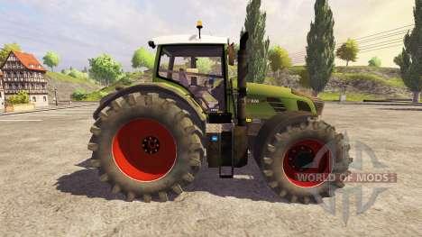Fendt 936 Vario v7.0 for Farming Simulator 2013