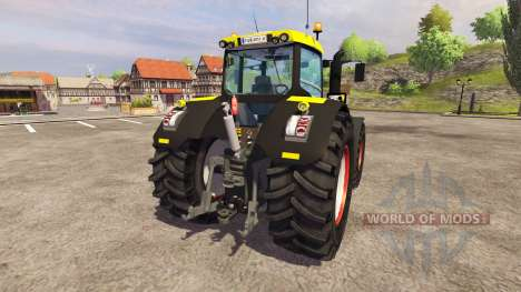 Fendt 939 Vario [yellow bull] for Farming Simulator 2013