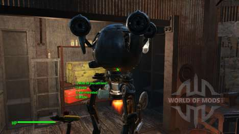 New Dialogs (Russian) for Fallout 4