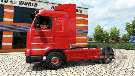 Scania 143M v1.7 for Euro Truck Simulator 2