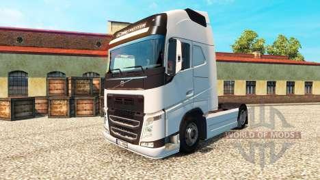 Volvo FH4 2013 for Euro Truck Simulator 2