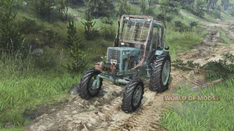 MTZ-82 [08.11.15] for Spin Tires