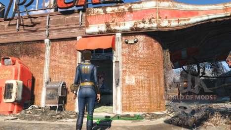 Proto Vault Suit for Fallout 4