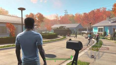 Unlock doors in pre-war house for Fallout 4