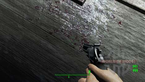 Enhanced Blood Textures for Fallout 4