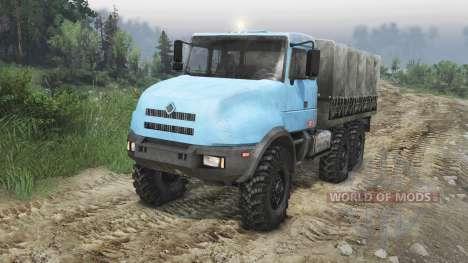 Ural-44202 [23.10.15] for Spin Tires