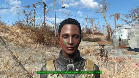 Hack to change the appearance for Fallout 4