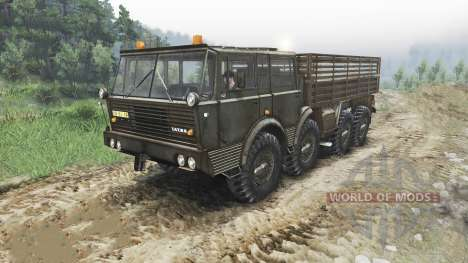 Tatra 813 KOLOS for Spin Tires