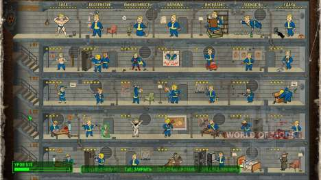 All-perks cheat for Fallout 4