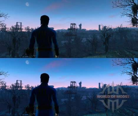Enhanced Wasteland Preset for Fallout 4