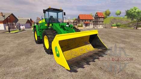 John Deere 624K v2.0 for Farming Simulator 2013