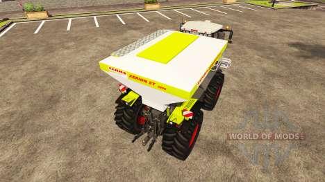 CLAAS Xerion 3800 SaddleTrac v3.0 for Farming Simulator 2013