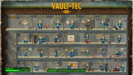 50 level at a start for Fallout 4