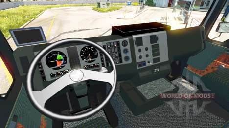 MAN F2000 for Euro Truck Simulator 2