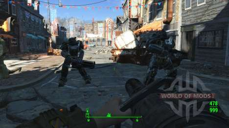 Brotherhood Support for Fallout 4
