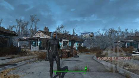 Clothing and armor cheat for Fallout 4