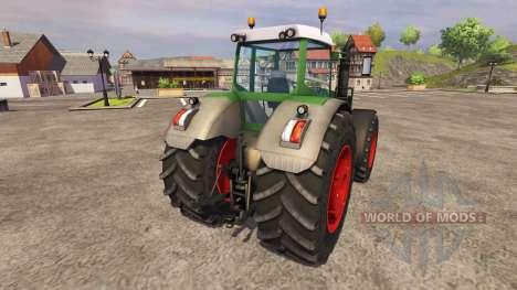 Fendt 936 Vario v2.0 for Farming Simulator 2013