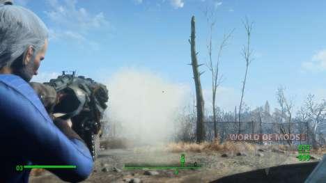 Maximum ammo for Fallout 4