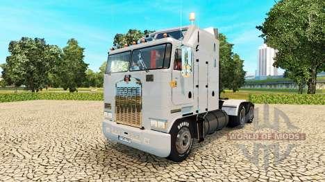 Kenworth K100 v2.4 for Euro Truck Simulator 2