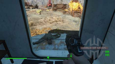 Maximum ammo for Fallout 4