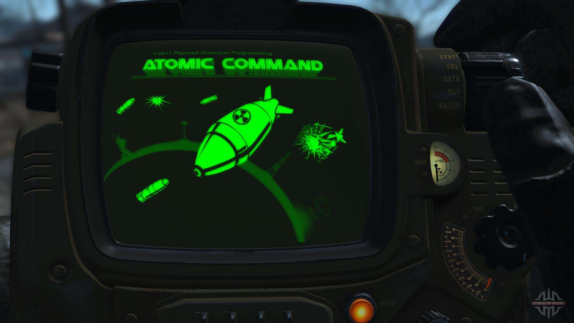 All Holo Games Cheat For Fallout 4
