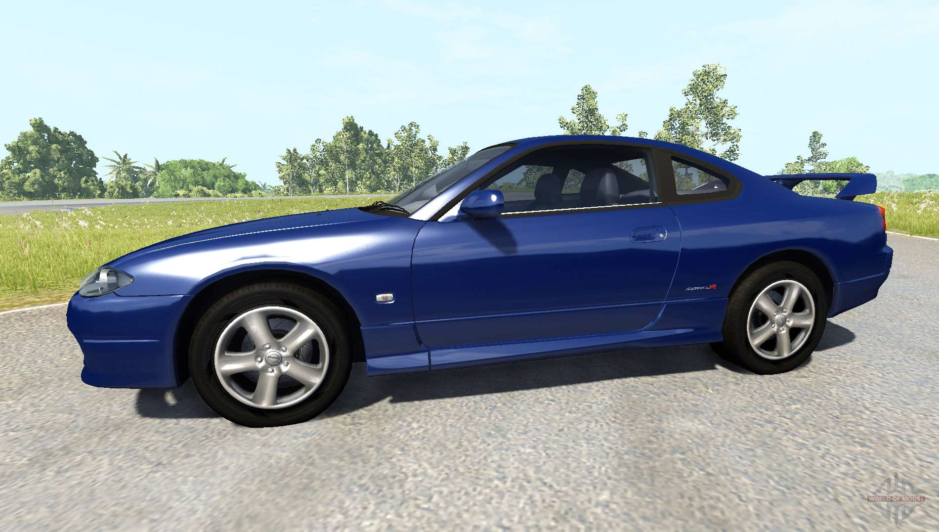 nissan silvia s15 for beamng drive. Black Bedroom Furniture Sets. Home Design Ideas