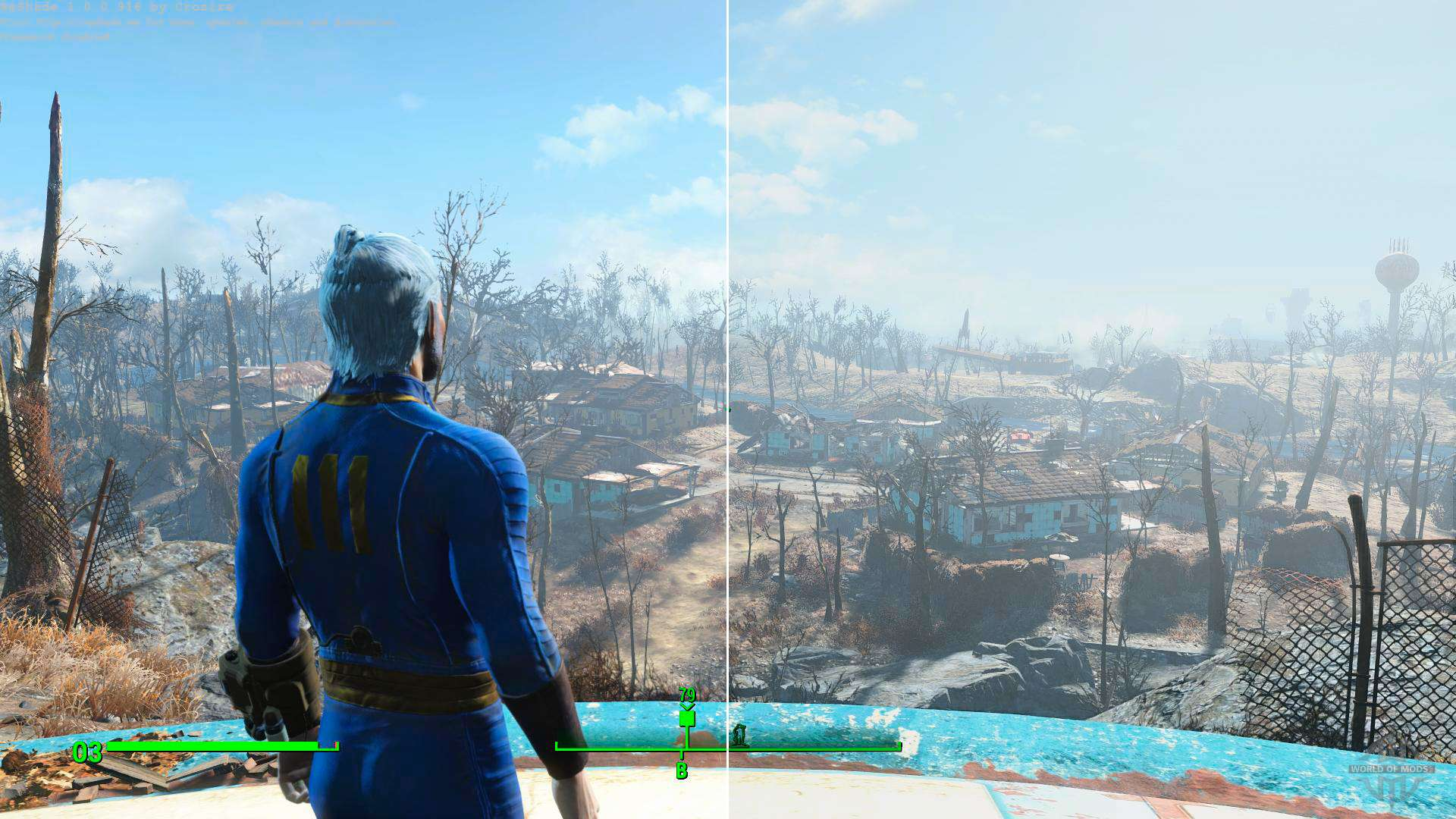 VOGUE ENB - Realism for Fallout 4