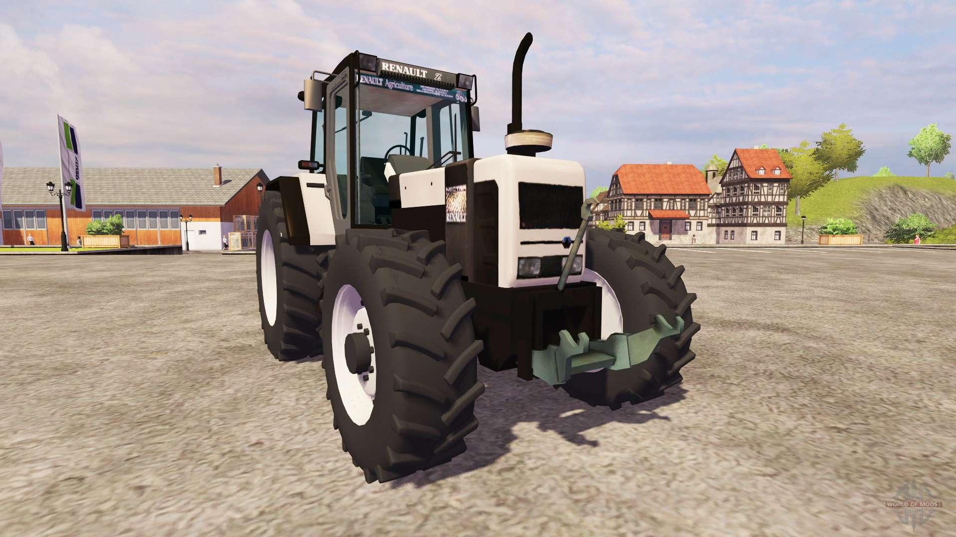 renault v1 1 for farming simulator 2013. Black Bedroom Furniture Sets. Home Design Ideas