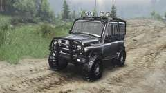 UAZ-315195 hunter [23.10.15] for Spin Tires