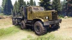 KrAZ-256 8x8 Custom