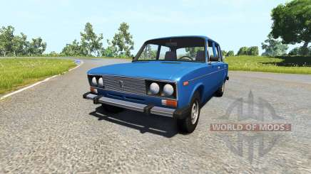 VAZ-2106 v3.0 for BeamNG Drive